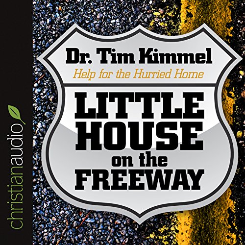 Little House on the Freeway audiobook cover art