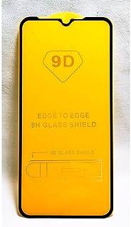 واقي شاشة زجاجي 9D من فور نوكيا 2.3، أسود