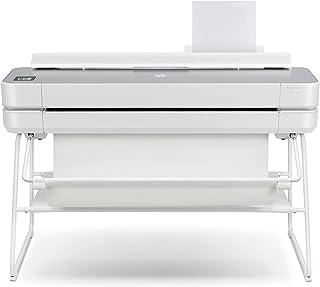 HP DesignJet Studio Steel Large Format Plotter Printer 36in up to A0, Mobile Printing, Wi-Fi, Gigabit Ethernet, Hi-Speed U...