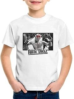 JosephHenkle Kids Boys Girls Short-Sleeve T-Shirts Children Tee Crewneck White Tops