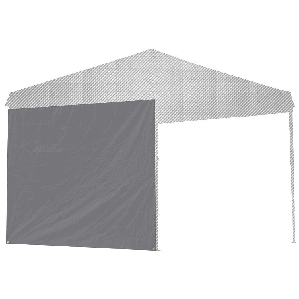 ピラミッドモナリザ使い込むFIELDOOR サイドシート(横幕) タープテント2.5×2.5m専用(サイドシートのみ) 【ハーフタイプ】 全10種 スチール製?アルミ製共通(G03モデル)