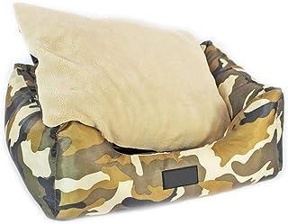 Amazon.es: cama perro camuflaje