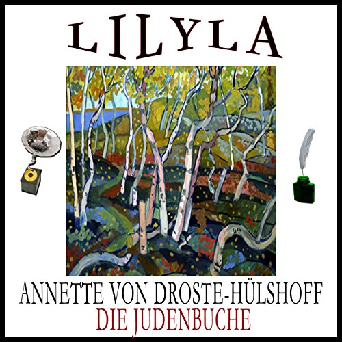 Die Judenbuche audiobook cover art