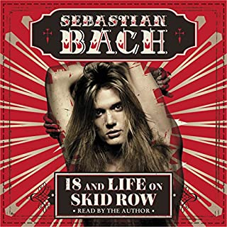 18 and Life on Skid Row audiobook cover art