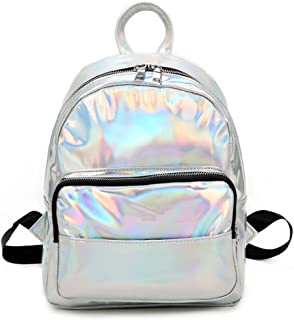 Best iridescent mini backpack Reviews
