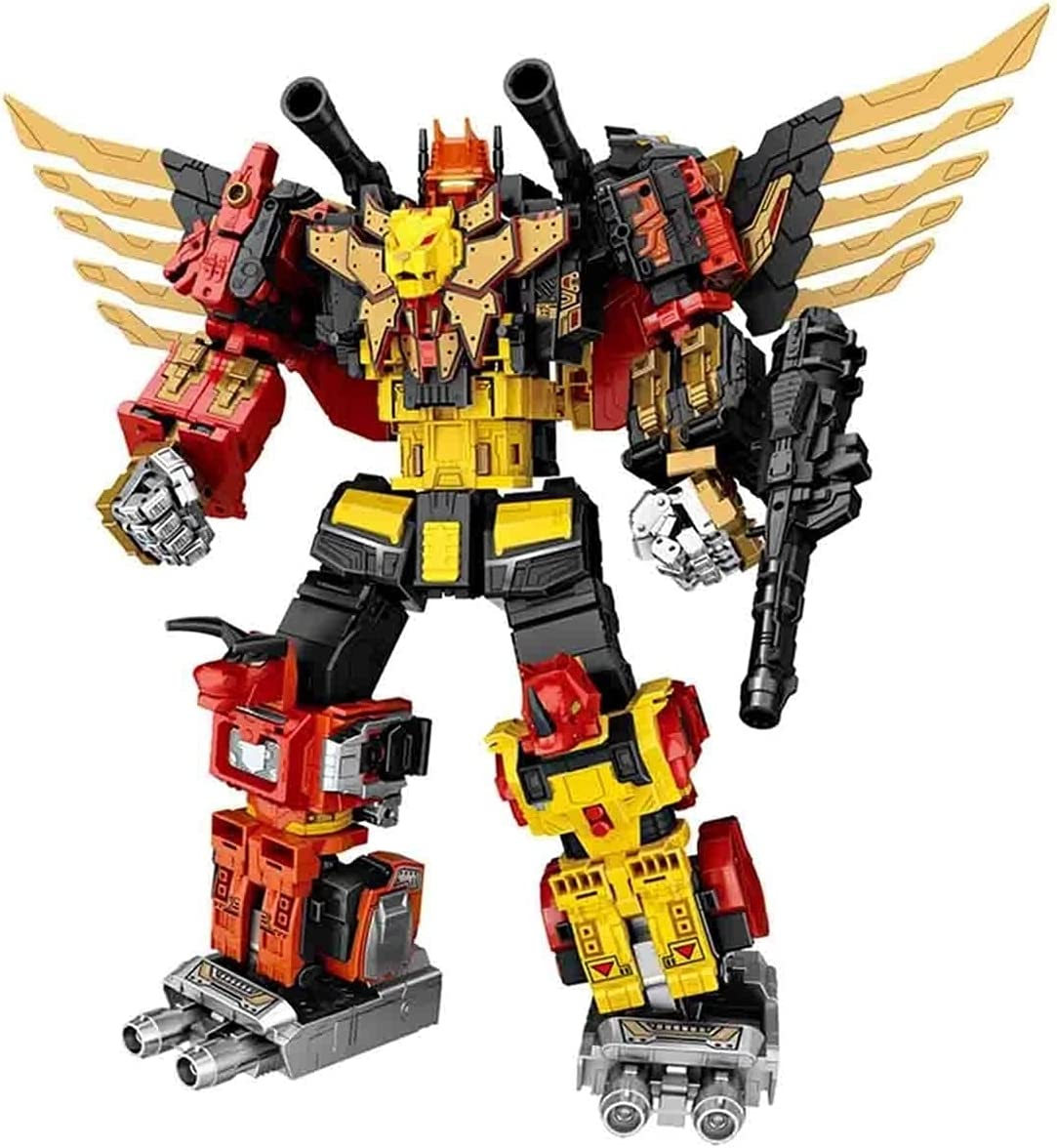 WJYLM Robot Transformer KO Transformers Award-winning store Rushing Toy into Sk The Department store