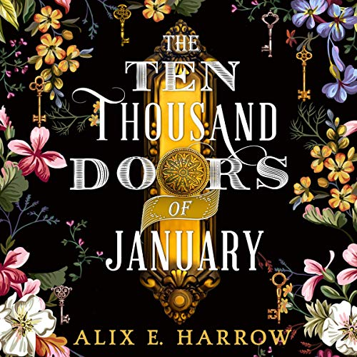 Couverture de The Ten Thousand Doors of January