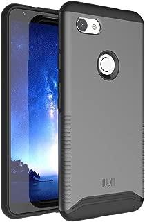 Google Pixel 3a XL (2019) Case, TUDIA [MERGE Series] Heavy Duty EXTREME Dual Layer Slim Precise Cutouts Phone Case For Google Pixel 3a XL (2019) [NOT Compatible with Pixel 3a Version] (Metallic Slate)