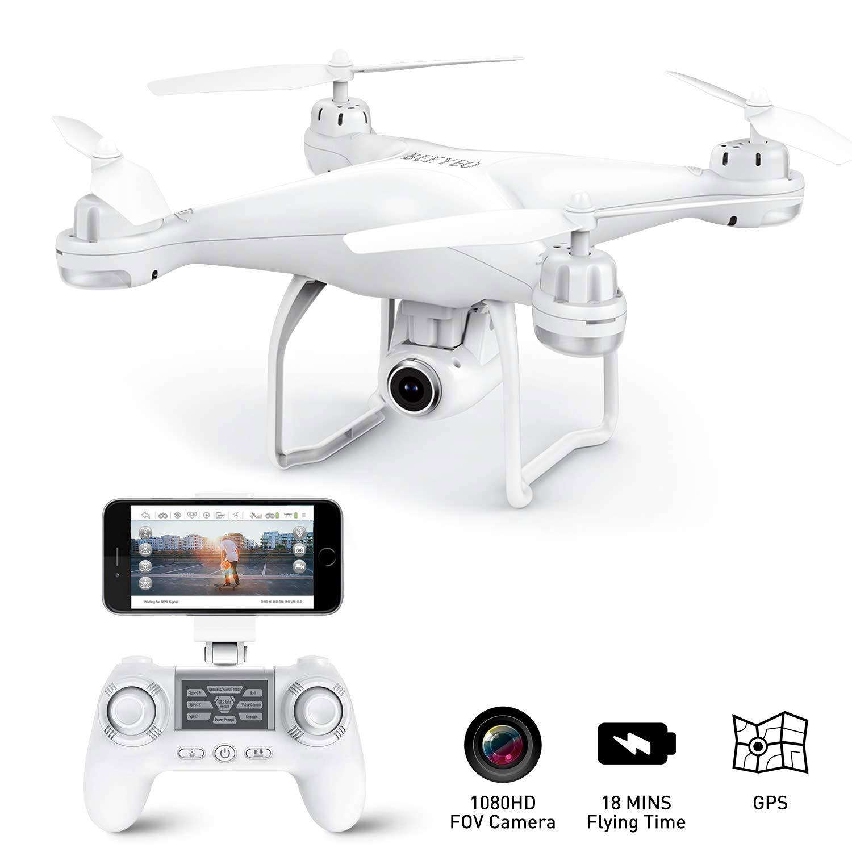 Camera Quadcopter Drones Altitude Control