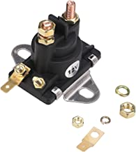 Tutor Auto 2 Pack Trim Relay Solenoid for Marine Mercury Outboards&Starter, 35 HP to 275HP, 12 Volt 4 Terminal, Switch Replacement Mercmarine 89-818864T, 89-846070, 89-94318, 89-96158, 89-96158T