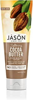 Jason Cocoa Butter Hand & Body Lotion, 8-Ounce Tubes (Pack of 3)