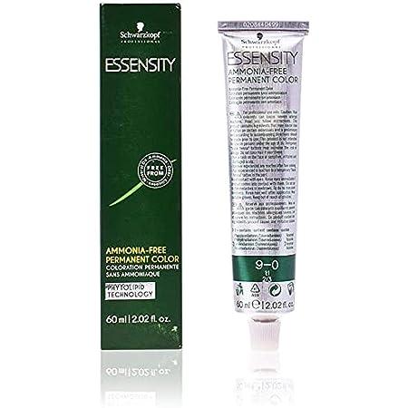 Schwarzkopf Professional ESSENSITY 60 ml, COLOR 8-0: Amazon ...