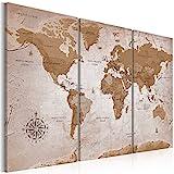 Cuadros de Mapas