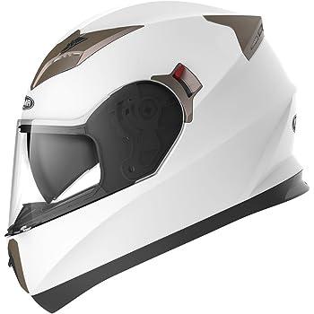 Amazon.es: Casco Moto Integral ECE Homologado - YEMA YM-829 Casco ...