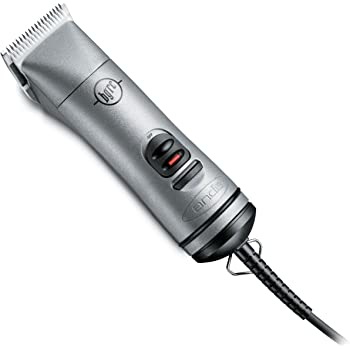 Andis 63965 Ceramic BGRC Hair Clipper with Detachable Blade, Silver