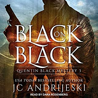 Black on Black Titelbild