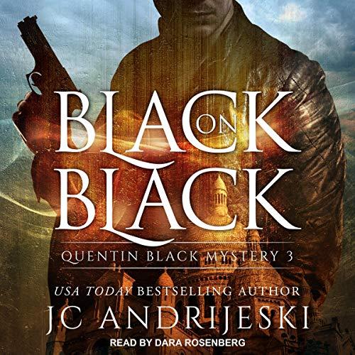Black on Black audiobook cover art