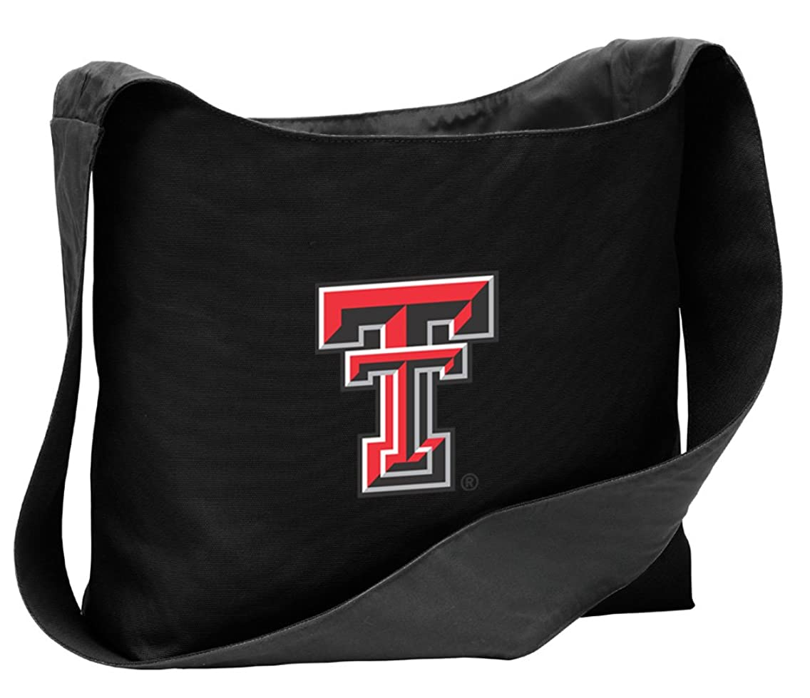 Texas Tech Tote Bag Best Sling Style Across Body Texas Tech Red Raiders Shoulder Bags