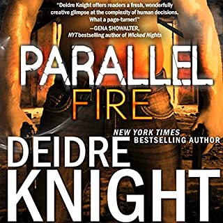 Parallel Fire audiobook cover art