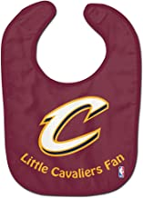 مريلة أطفال Cleveland Cavaliers NBA Little Cavaliers Fan All Pro Baby