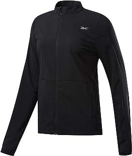 Reebok Women's Re Wind Jacket, Black