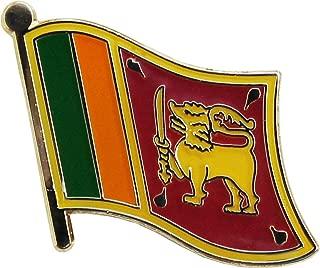 Flagline Sri Lanka - National Lapel Pin