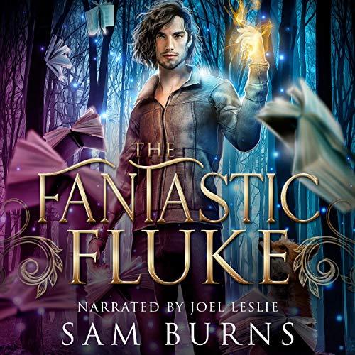 The Fantastic Fluke cover art