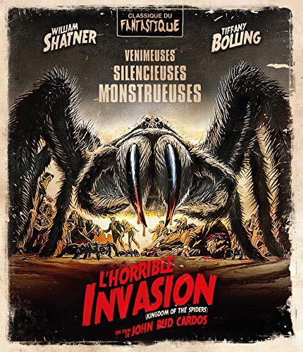 L'horrible invasion [Blu-ray] [FR Import]
