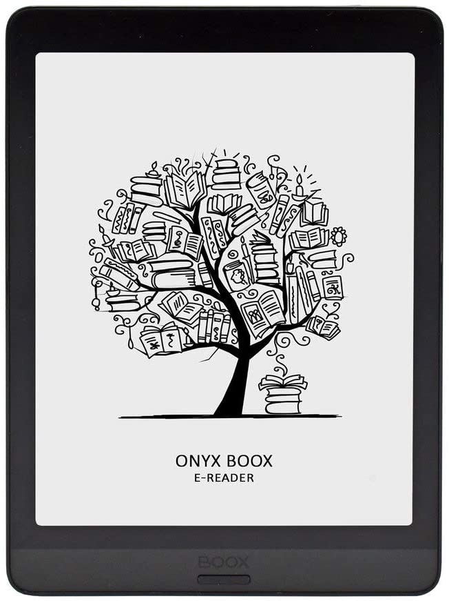 "Onyx Boox KON-Tiki 2 eReader + Case, 3+32Gb, E Ink Carta Plus, 7.8"" Touch, Moon Light 2"
