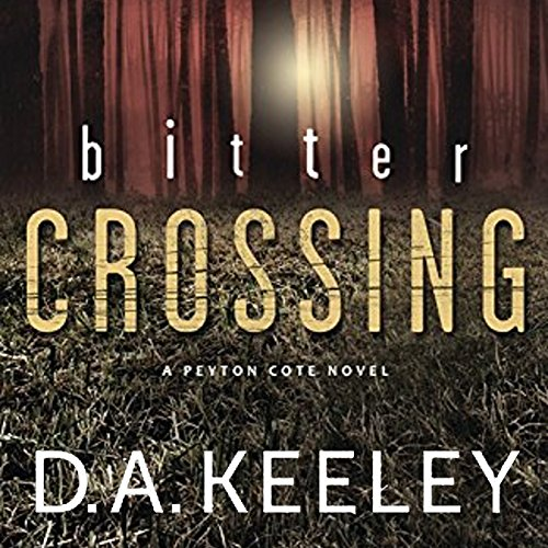 Bitter Crossing audiobook cover art