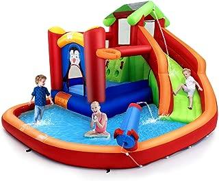 Best moonwalk water slide for sale Reviews