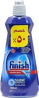 Finish Rinse Aid Regular, 400 Ml