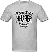 Reder Men's Snoop Dogg Rhythm Gangsta The Masterpiece T-Shirt