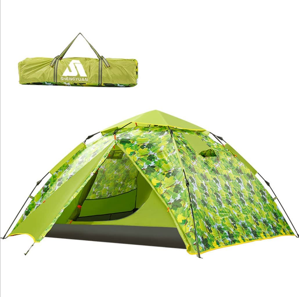 QAZWC-A1 3 Person Waterproof Dome Tent Backpacking Regular discount 2021new shipping free shipping for H Camping