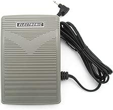 KUNPENG - Pedal de control de pie # 4C-337GS ajuste para Singer 6660, JUKI HZL-K65, Euro-Pro 9101, Babylock BLES8 Ovation