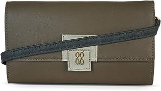 Baggit Autumn/Winter 2020 Faux Leather Women's Harmonium Wallet (Green) (Ontario)