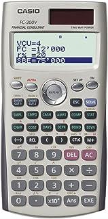 Casio FC- 200V Financial Calculator