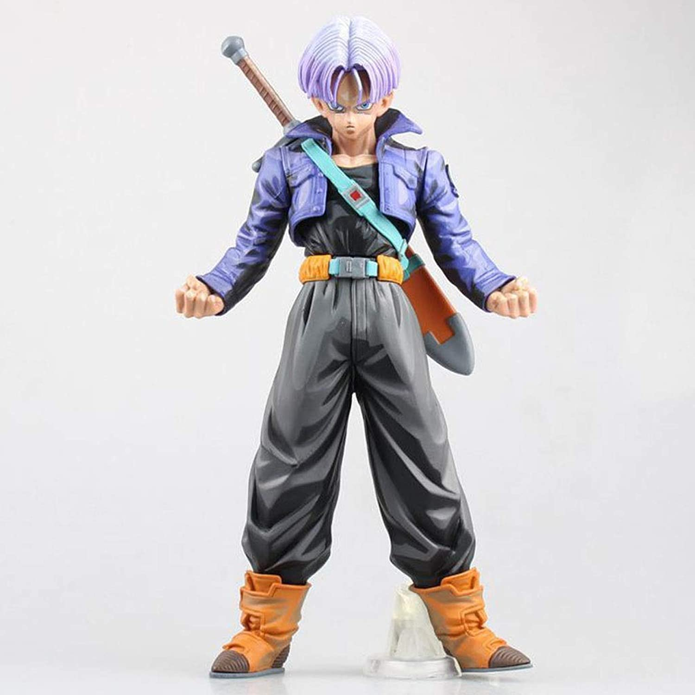 DUDDP Anime Personnage Dragon Ball MSP Tranx DiPour des hommesion Couleur Comique De Dragon Ball Z  Figurine Action Tcourirks Statue BD Personnage