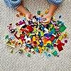 LEGO Classic Creative Transparent Bricks 11013 Building Kit with Transparent Bricks; Inspires Imaginative Play, New 2021 (500 Pieces) #5