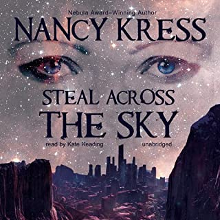 Steal Across the Sky audiobook cover art