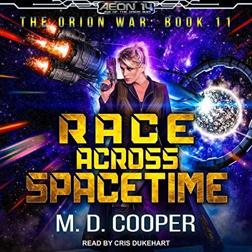 Race Across Spacetime Titelbild