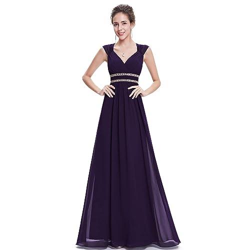 d68a1d2820a Ever Pretty Women s Elegant V-Neck Long Evening Dress 08697