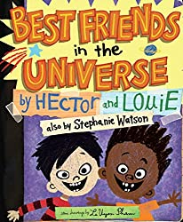 Best Friends in the Universe by Hector and Louie