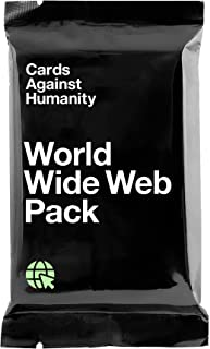 Cards Against Humanity: World Wide Web Pack
