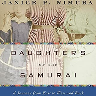 Daughters of the Samurai cover art