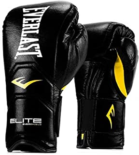 Everlast Elite Hook & Loop Training Gloves