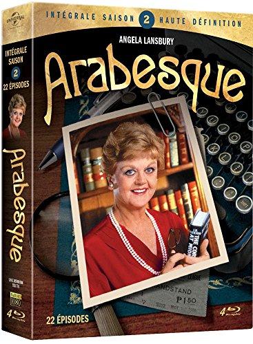 Arabesque - Saison 2 [Francia] [Blu-ray]