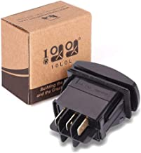10L0L 435-640 Forward/Reverse Switch, Replaces Club Car: 101856001, 101856002, Fits Club Car: DS and Precedent PowerDrive Plus, Electric, 1996 and Newer, 48V
