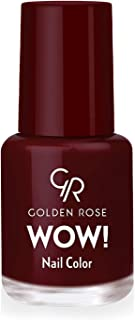 Golden Rose Wow Nail Color No:54