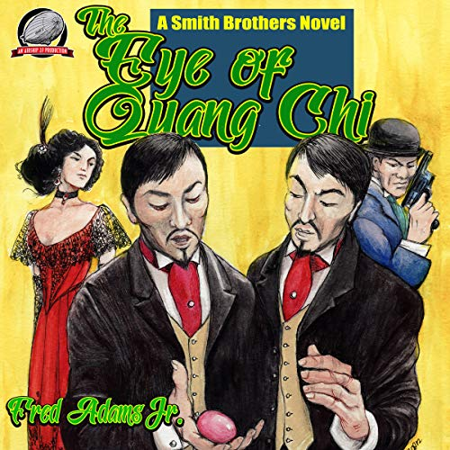 The Eye of Quang Chi  cover art